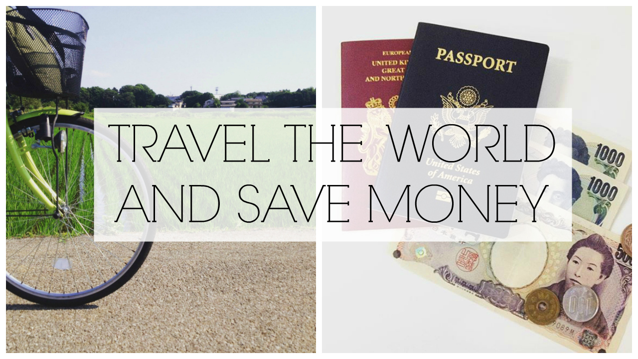 Picture of experiences gained through TEFL: travel, save money.
