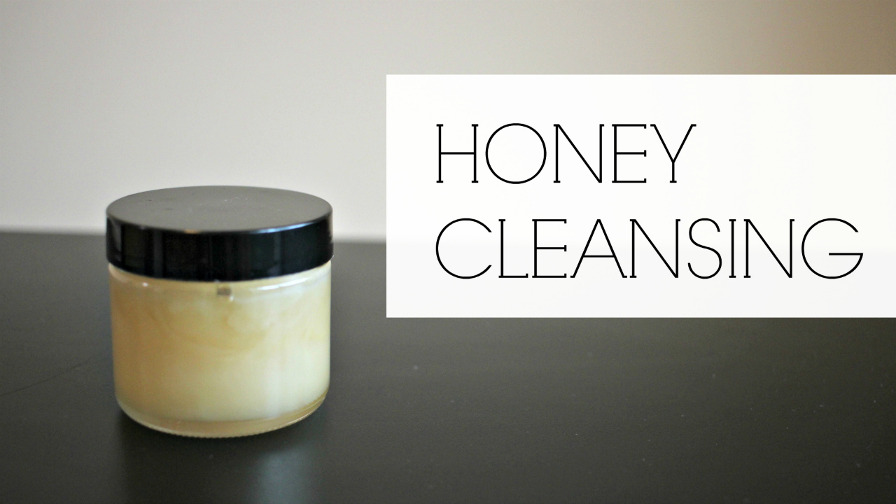 HONEY CLEANSING NATURAL SKINCARE