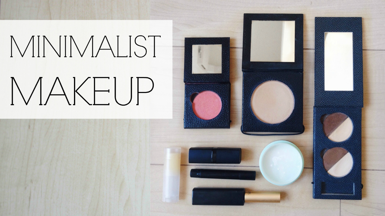 minimalist makeup collection ecco bella